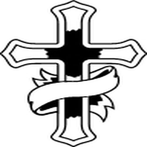 Как рисовать кресты из - 0f3