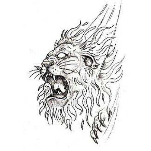 Татуировка татуировка иероглиф