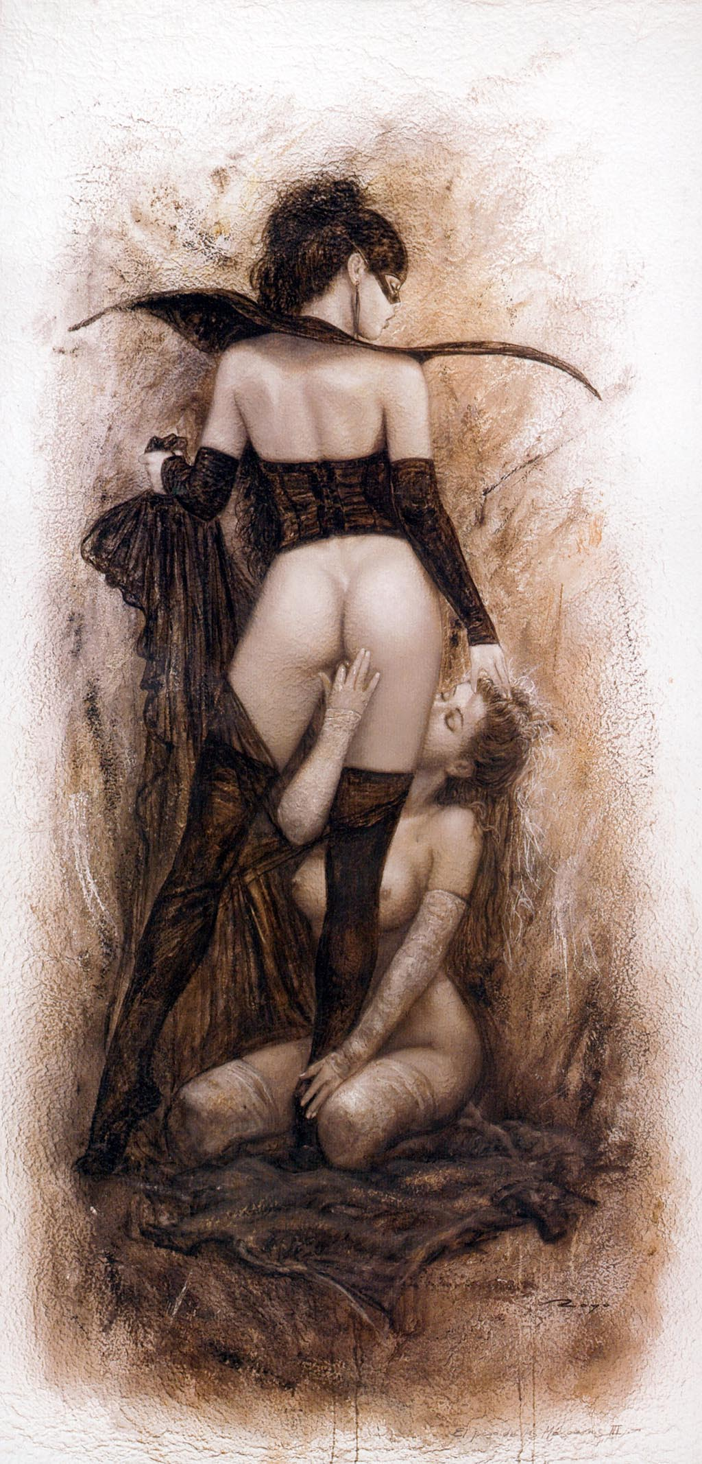 Nude drawings of gothic women nackt clips